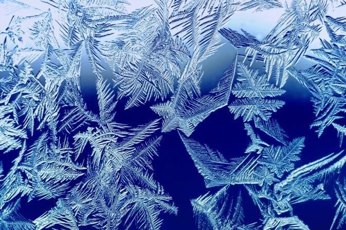 winter crystal